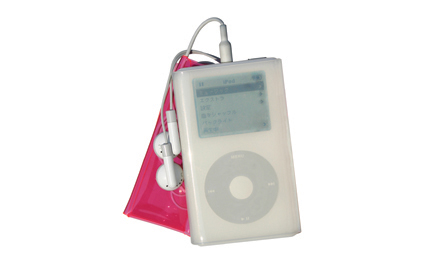 ipod set white red_feat
